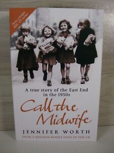 Call The Midwife by Jennifer Worth Paperback Book