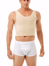 Short Length Male Cosmetic Surgery Compression Vest MADE IN USA SIZE X LARGE