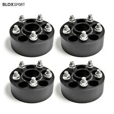 4X 2 inch Black Wheel Spacers 5x114.3 for Toyota Supra & Lexus IS250 IS300 IS350