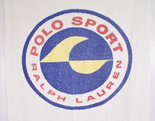 Ralph Lauren Polo Sport Beach Bath Towel 36x65 Circle Logo