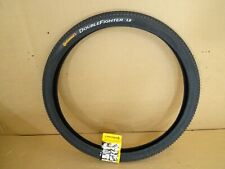 """Continental Double Fighter III 26 x 1.9"""" Tyre XC AM Mtb"""