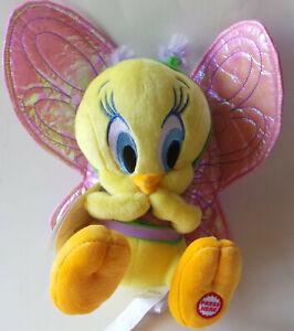 "Looney Tunes Tweety Bird ""Happy Spwingtime"" Plush"