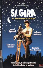 Si gira a Manhattan (1995) VHS Buena Visto Home Video Steve Buscemi Tom Dicillo