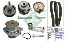 INA Bomba de agua+kit correa distribución Para VOLKSWAGEN LUPO 530 0089 31