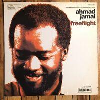 AHMAD JAMAL Freeflight LP on MCA Impulse NM