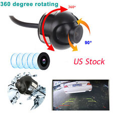 360°Car Rear View Reverse Backup Camera For All car 135º Wideangle Chip COMS