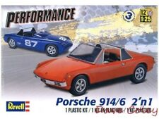REVELL 4378 1:25th Scale Porsche 914/6 2n1 stock ou Race Model Kit