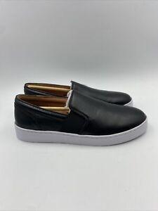 Vionic Womens Demetra Black Slip On Shoe Size  8 M , 255
