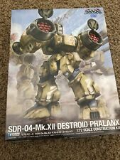 Wave SDR-04-Mk.XII Destroid Phalanx 1/72 Kit
