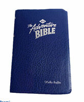 The Adventure Bible NIV ZonderKidz Blue Imitation Leather 2000 New International