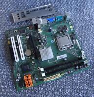 Fujitsu Esprimo P2540 d2840-a11 GS 2 Prise 775/lga775 carte mère avec I/O BP