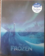 FROZEN STEELBOOK [NEW/OOP/RARE/3D+2D] KimchiDVD Exclusive #668/700