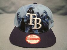 online retailer 374e4 432de Era 9fifty Tampa Bay Rays Shadow Front Snapback Hat Cap Star Wars