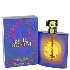 YSL Belle D'Opium 90ml 3.0oz EDP Spray Womens Perfume Sealed Rare Discontinued