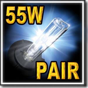55W H13 Bi-xenon (Hi / Lo) HID Replacement Bulbs 6000K