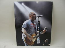 Aaron Lewis STAIND Signed 11x14 Photo Pose #2