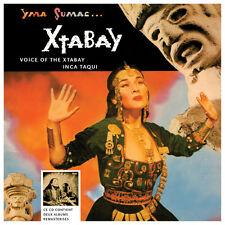 CD Yma Sumac : The voice of the Xtabay / Inca Taqui