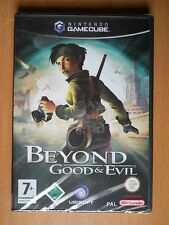 BEYOND GOOD & EVIL NINTENDO GAMECUBE WII NEW SEALED NUOVO SIGILLATO ITALIANO