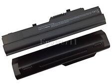 5200mah Battery BTY-S11 BTY-S12 for MSI Wind U100 U90 U120 U123 LG X110 Black