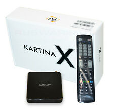 Kartina TV X DUNE HD IPTV Receiver NEU!!!