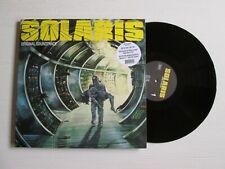 Solaris OST LP SOUNDTRACK GATEFOLD REISSUE EDWARD ARTEMIEV SCI-FI NO CD