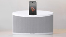 Bowers & Wilkins Z2 Wifi Airplay Speaker Dock For iPod iPhone rare White