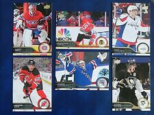 2014-15 14/15 Upper Deck UD Series 1 Base Cards #1 -100 Stars, Goalies You Pick.