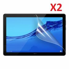 "2 X For Huawei MediaPad T5 Screen Protector Guard Ultra Clear (10.1"")"