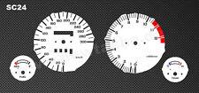Honda CBR 1000 F SC24 89-91 Tachoscheiben CBR1000  CBR1000F