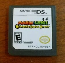Mario & Luigi: Bowser's Inside Story Nintendo DS Game Cartridge Only