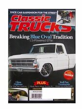 Classic Trucks Magazine September 2015--50,52,68 Ford, 50,55,72 Chevrolet pickup