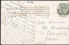 Family History Postcard - Harman - Great Waltham, Nr Chelmsford, Essex RF364