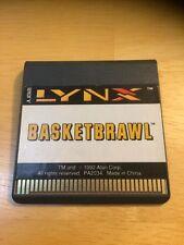 BasketBrawl (Lynx, 1992) Cartridge Only. Not Tested