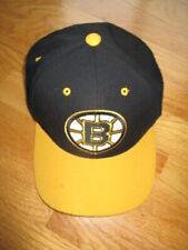 Vintage GCC BOSTON BRUINS (Adjustable Snap Back) Cap