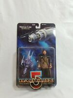 Marcus Cole with White Star Babylon 5 Earth Alliance Space Station Action Figure