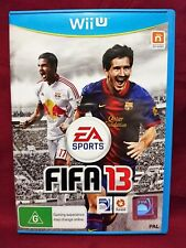 FIFA 13 Wii U - COMPLETE IN EXCELLENT CONDITION