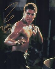 THE LAST DRAGON 8x10 photo signed by actor Taimak
