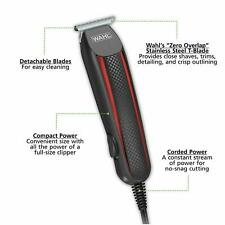 Wahl Hair Clippers Beard Mustache Professional Trimmer Barber Shaver T Liner