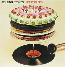 Rolling Stones LET IT BLEED Dsd Remastered NEW SEALED VINYL LP