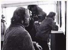 Brian De Palma on the set of Dressed To Kill Original Vintage 1980