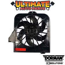 (Left Side) Radiator Cooling Fan for 01-05 Dodge Caravan or Grand Caravan