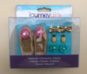 Journey Girls Dolls Footwear Shoe Accessory Kit Toys R Us Brand New In Box