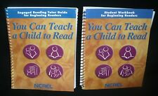 You Can Teach A Child To Read by NCREL Student Workbook, Tutor Guide, Reading