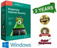 Kaspersky Internet Security 2019 Antivirus 1 PC Device 2 Year - Global Version