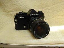 PETRI GX-1 35mm Film SLR Camera with PETRI 35-70mm F/3.5-4.5 Zoom Lens *