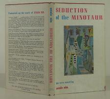 ANAIS NIN Seduction of the Minotaur INSCRIBED FIRST EDITION