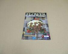 THE FLOWER ARRANGER WINTER 2020 CHRISTMAS WINTER FLORAL ART PROJECTS MAGAZINE