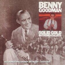 Benny Goodman: Solid Gold Instrumental Hits NEW CD