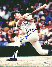 Al Kaline Signed 8x10 Photo JSA #K12763 Detroit Tigers Baseball Autograph MLB