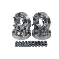 4 Pcs Hubcentric Wheel Spacers 30mm 5x114.3 12x1.5 cb=64.1